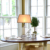 No entanto, marca moer quarto casamento lâmpada de cabeceira candeeiro de mesa de cabeceira candeeiro de mesa criativa pastoral Europeia decorat