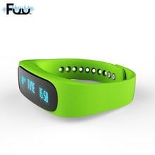SmartBand E02 здоровья фитнес-трекер спортивный браслет Водонепроницаемый браслет для IOS Android Flex Smart группа 4.0 Bluetooth