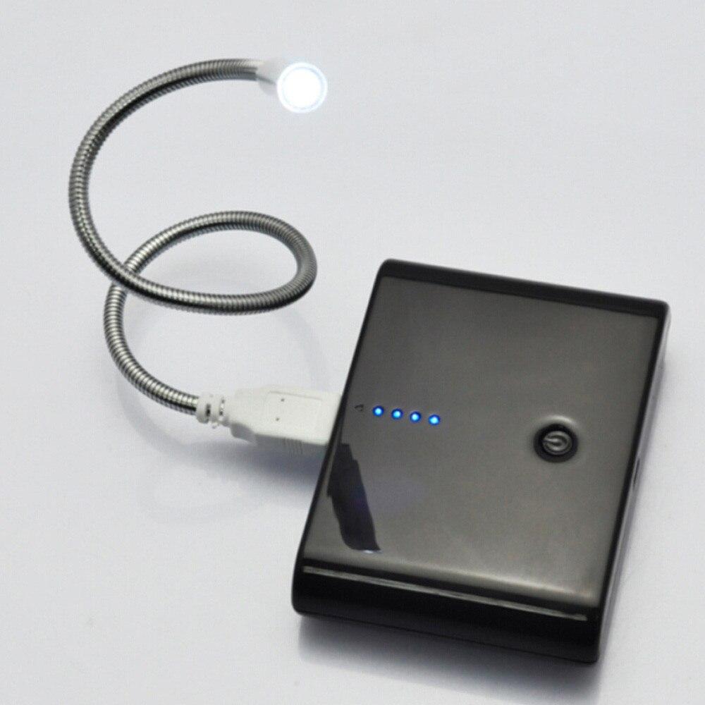 MUQGEWUSB Universal High Brightness Portable LED Night Light For PCReading Night light For Notebook Laptop PC Table lamp