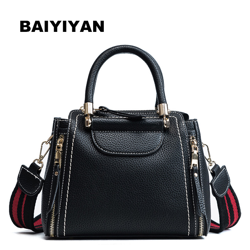 купить New PU Leather Women Handbag Fashion Shoulder bag Female Tote bag Women's Crossbody Bag Ladies Business bag по цене 1523.14 рублей