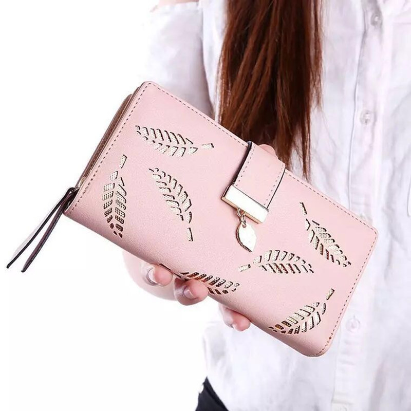 Designer Famous Brand Luxury Women's Wallet Purse Female Small Wallet Perse Portomonee Portfolio Lady Long  Short Carteras 2017