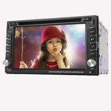 6.2inch Built-in GPS unit navigation Auto Car Radio Player Double 2DIN Car Stereo Player built-in Bluetooth Car DVD iPod+Camera