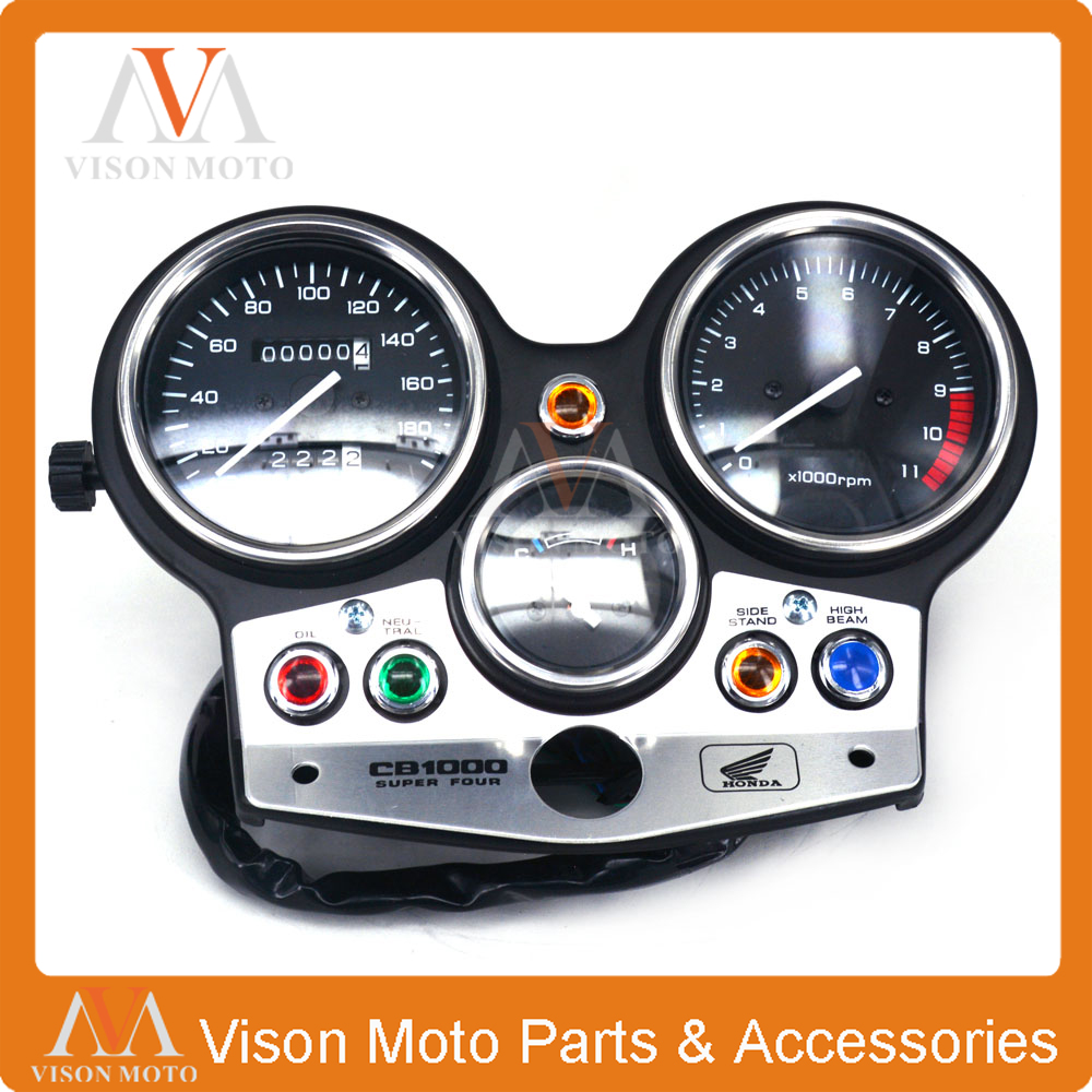 180 Motorcycle Speedometer Clock Instrument Gauges Odometer Tachometer  For HONDA CB1000 CB 1000 1994 1995 1996 1997 1998