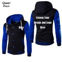 Custom Logo and Design Stylish Assassins Creed Hoodie Mens Cosplay Hoodies Cool Slim Baseball Jacket Costume Coat