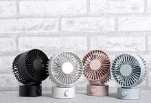 USB Charging Portable Handheld Mini Electric Fan Air Conditioner Cooler Cooling Fan Summer Desk Table Cooling Fans цена и фото