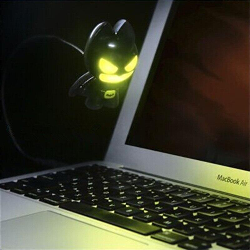Luzes da Noite desk flexível notebook pc noite Geração de Energia : Mudar
