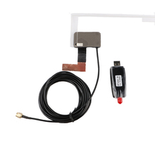 Автомобиль dab + тюнер/Box USB цифровой Аудио вещания приемник с Телевизионные антенны работает для Европы Android