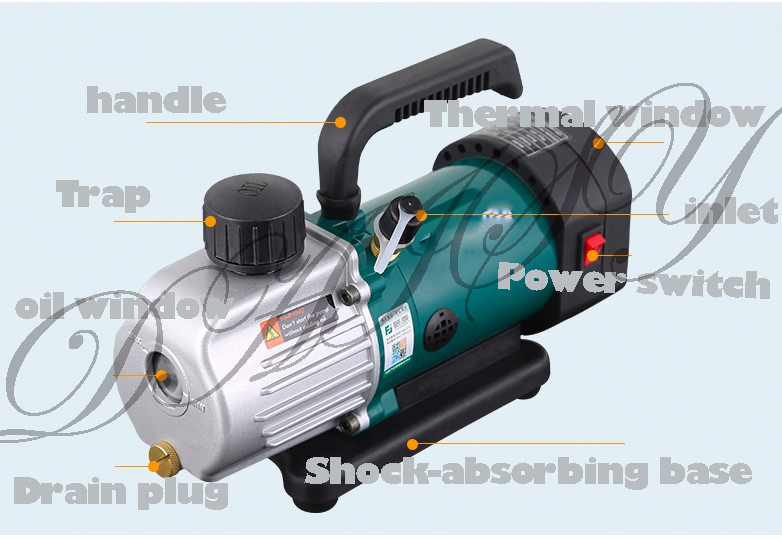 à pompe rotatives States 10