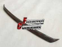 цена на FOR CARBON FIBER 99-04 SKYLINE R34 GTT Hood Lip
