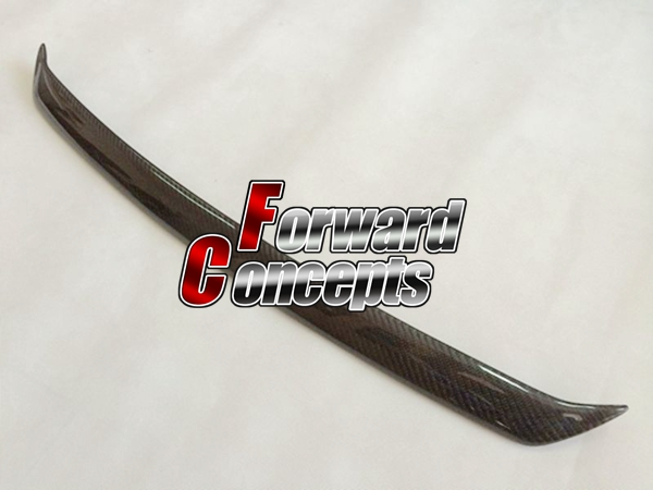 FOR CARBON FIBER 99-04 SKYLINE R34 GTT Hood Lip ...