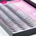 0.10mm C Onda Mink Falso Cílios Extensões de Cílios Falsos Plantio Naturais Suaves Cílios Postiços Cílios De Seda Cílios Postiços