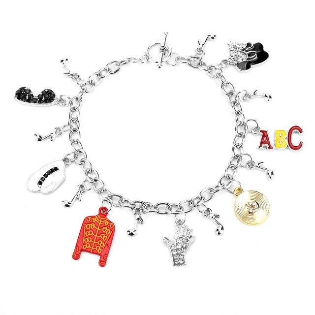 S Bracelets Charm Jewely...