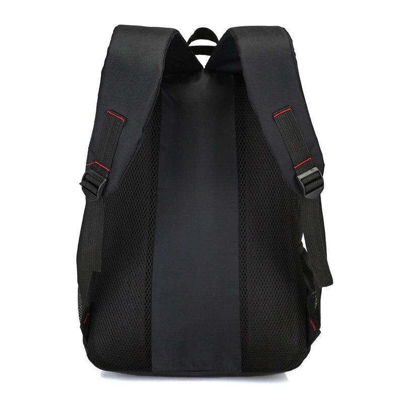 2b3d86480058 Scione Waterproof Backpack Mens Large Capacity Laptop Backpacks Women  Female Travel Rucksack Teenagers School Bag Casual Daypack-in Backpacks  from Luggage ...