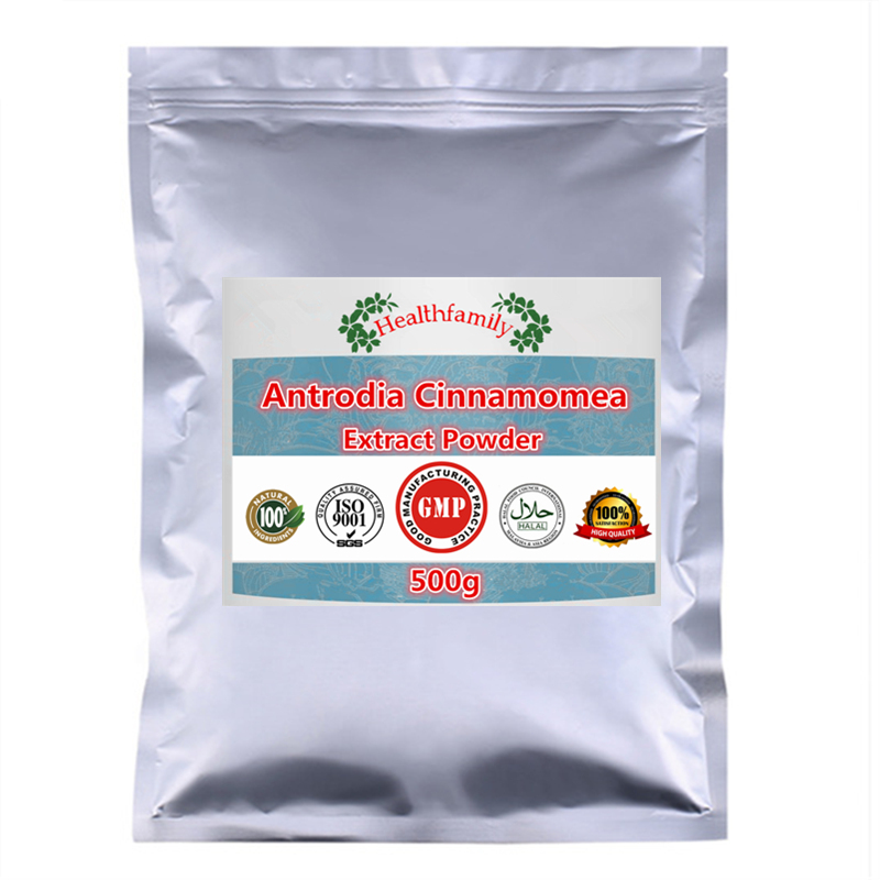 Image 2 - Powerful Anti cancer,100g 1000g Antrodia Cinnamomea Extract Powder with Polysaccharide,Protect liver Detoxification,NiuZhangZhi-in Slimming Product from Beauty & Health