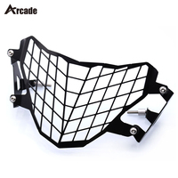 Arcade Motorcycle Grille Headlight Protector Guard Lense Cover For BMW G310GS G310 2017 2018 Motorbike Protective Accessories