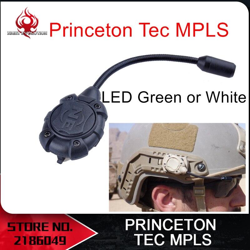 Us 21 7 Night Evolution Princeton Tec Mpls Helmet Light Modular Personal Lighting System Molle Mount Military Zcombat Outdoor Ne05012 In Helmets