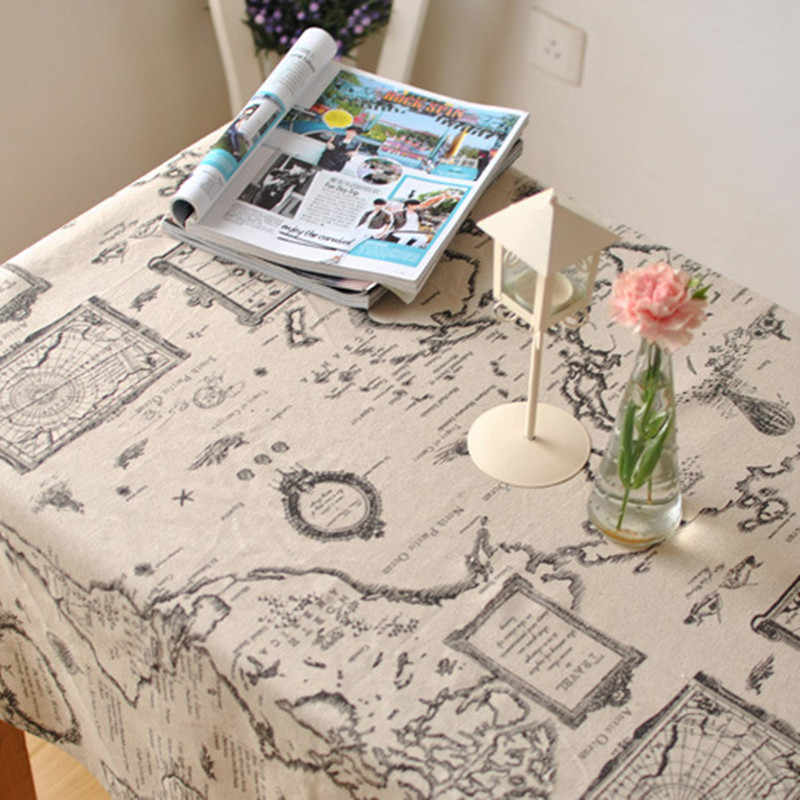 Aliexpress.com : Buy New Cotton Table Cloths Cloth Christmas Round Linen  Tablecloths Retro Tables Cover Home Wedding Decoration Tablecloth Fabric  From ...