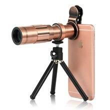 20x Zoom Optical Telescope Camera Telephoto Mobile Phone Lens tripod Adjustable Sightseeing Portable Camera telescope for mobile стоимость