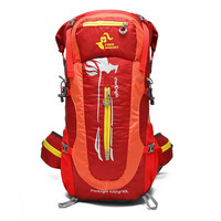 Free Knight 50L Nylon Bags Black Red Blue Men Sport Bag Travel Hiking Backpack For Climbing