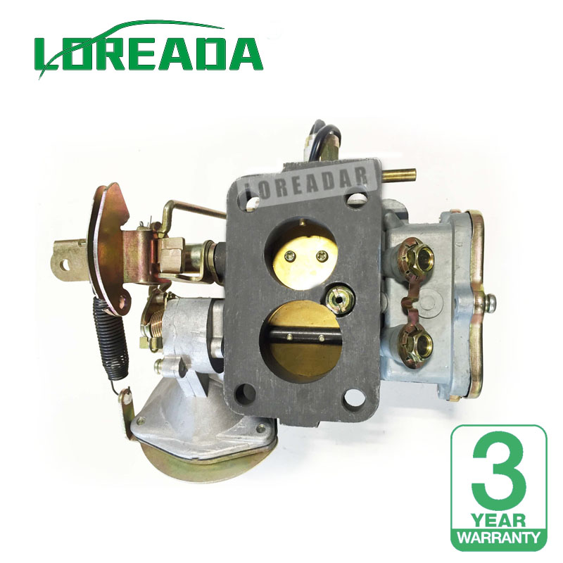 Loreada Carb Carburetor Carburettor ASSY 16010-13W00 1601013W00 16010-NK2445 610 710 720 NK244 for NISSAN Datsun L18 Z20 Engine brand new carburetor carby for datsun nissan 610 620 710 720 16010 13w00