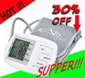 Digital Automatic Arm Blood Pressure Monitor/ Meter Portable 900A Sphygmomanometer Memory Recalled