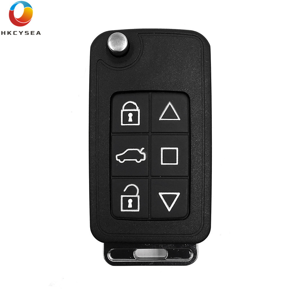 HKCYSEA 5pcs lot 6 Button KEYDIY F01 Auto Garage in One KD Remote Car Key for