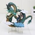 Аниме Dragon Ball Z Супер Гоку музей коллекция Shenron Сон Гоку Brinquedos фигурку модель игрушки - фото