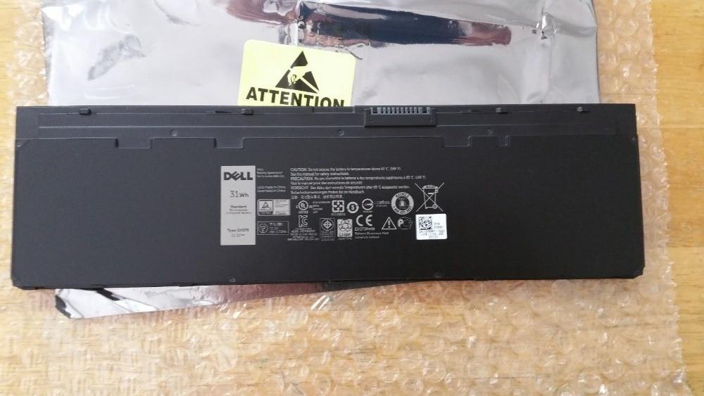 Genuine Original Battery Y9HNT W5CVK for Dell Latitude E7240 E7250 31Wh 11.1V Laptop Free shipping dell latitude e7240