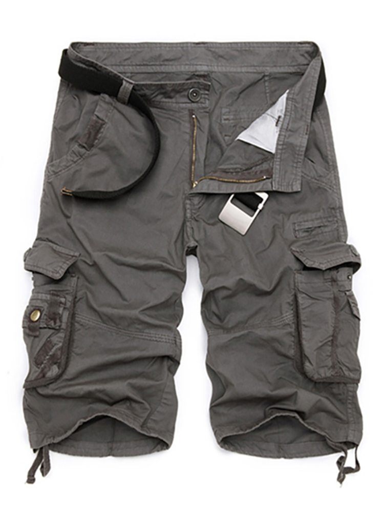 Clothing Short-Pants Cool Hot-Sale Casual Men Camouflage Cotton Summer Comfortable Brand