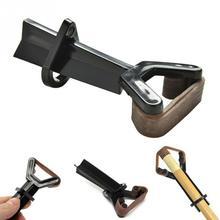 Бильярдный бильярдный кий наконечник Зажим пластиковый y-образный клей на крепеже инструмент для ремонта бильярдный стержень инструмент аксессуар