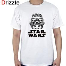 Camiseta blanca de Star Wars  tallas s a 3xl