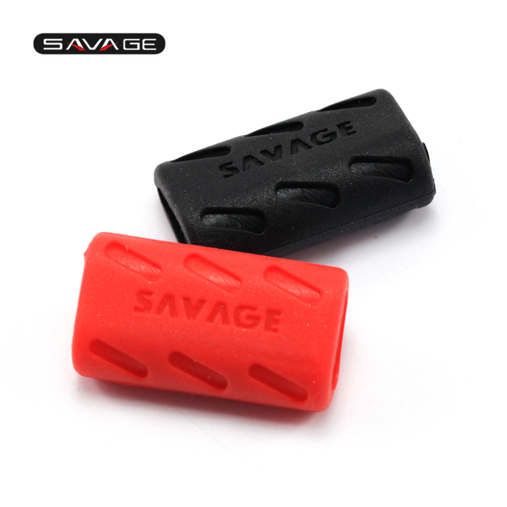 Foot-Operated Gear Pedal Foot Pad For DUCATI 848 EVO 899 959 1098 1198 1199 1299 Panigale Motorcycle Shift Lever Toe Pegs Covers