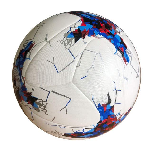 A ++ Material Soccer Ball Official Size 5 Durable Soccer Ball for Outdoor Training Balls