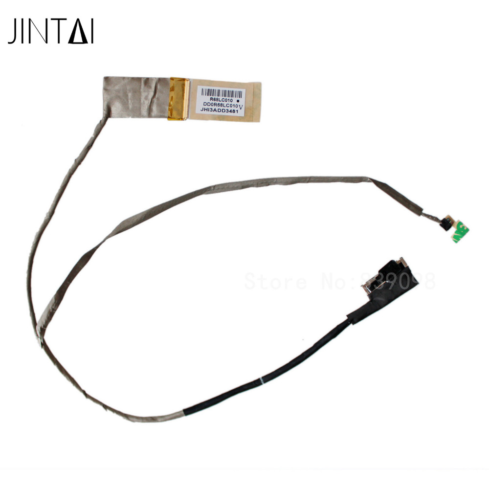 LCD LED LVDS VIDEO SCREEN CABLE FOR HP Pavilion 17-E Series 720878-001 720667-001 DD0R68LC010/040 DD0R68LC030 No Touch