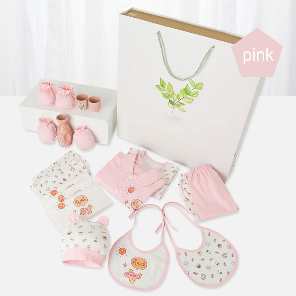 18PCS Baby Clothes Newborn Gift Set Cotton 0 3 Months Newborn Full Moon Baby Supplies|Clothing Sets| |  - title=