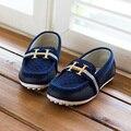2015 мода детская обувь мальчики искусственная кожа обувь повседневная кроссовки мальчиков обувь удобная поскользнуться на мокасины мальчиков плоские туфли