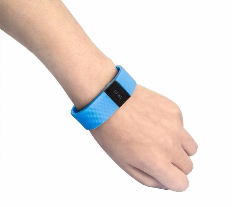 high quality TW64 Bluetooth 4 0 Pulsera Inteligente Passometer Bracelet Sleep Fitness Activity Tracker Call Reminder