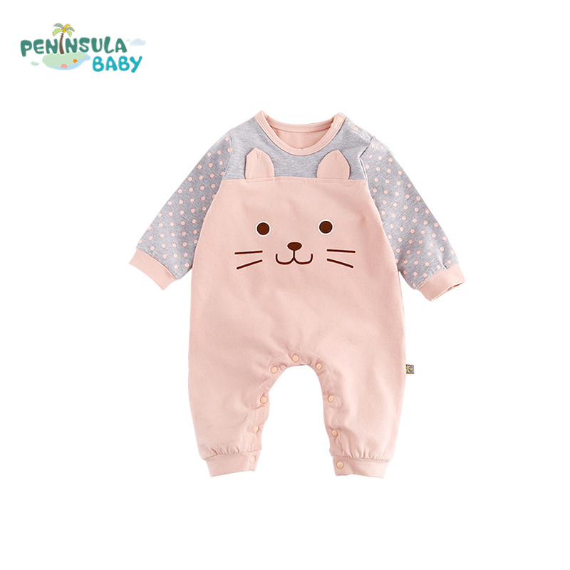 Lente Herfst Pasgeboren Peuter Zuigeling Schattige Babykleding Lange - Babykleding - Foto 2
