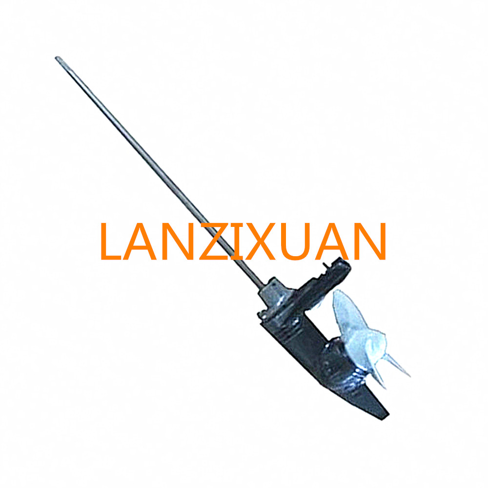 Hangkai outboard 2 stroke 3.5/3.6 HP outboard motor, boat motor marine engine parts gearbox assembly boat engine outboard electric outboard engine fishing boat propeller with outboard engine 12v 684w1750 rotationl speed dc motor