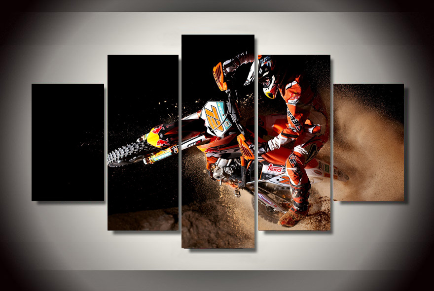 Hd Printed Motocross Painting Canvas Print Room Decor. Tall Vase Decor. Rose Wall Decor. Decorative Wood Moulding. Cabinet For Living Room. Dining Room Storage Furniture. Black And Red Wall Decor. World Market Decor. Patio Decor Ideas