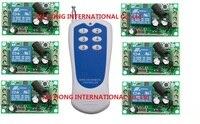 DC12V 1CH RF Rocker Switch Livolo Switch System Smart House Radio Switch 315 433mhz Rf Lifting