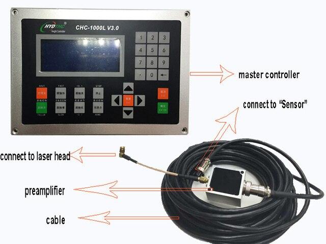 Auto focus system , laser THC , laser auto focus system