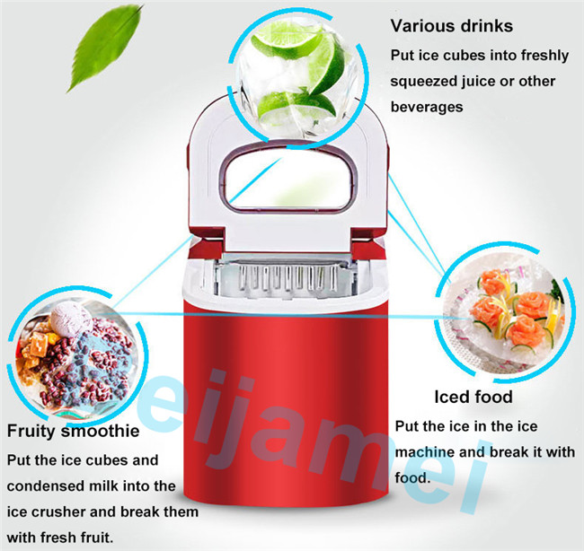 home ice maker