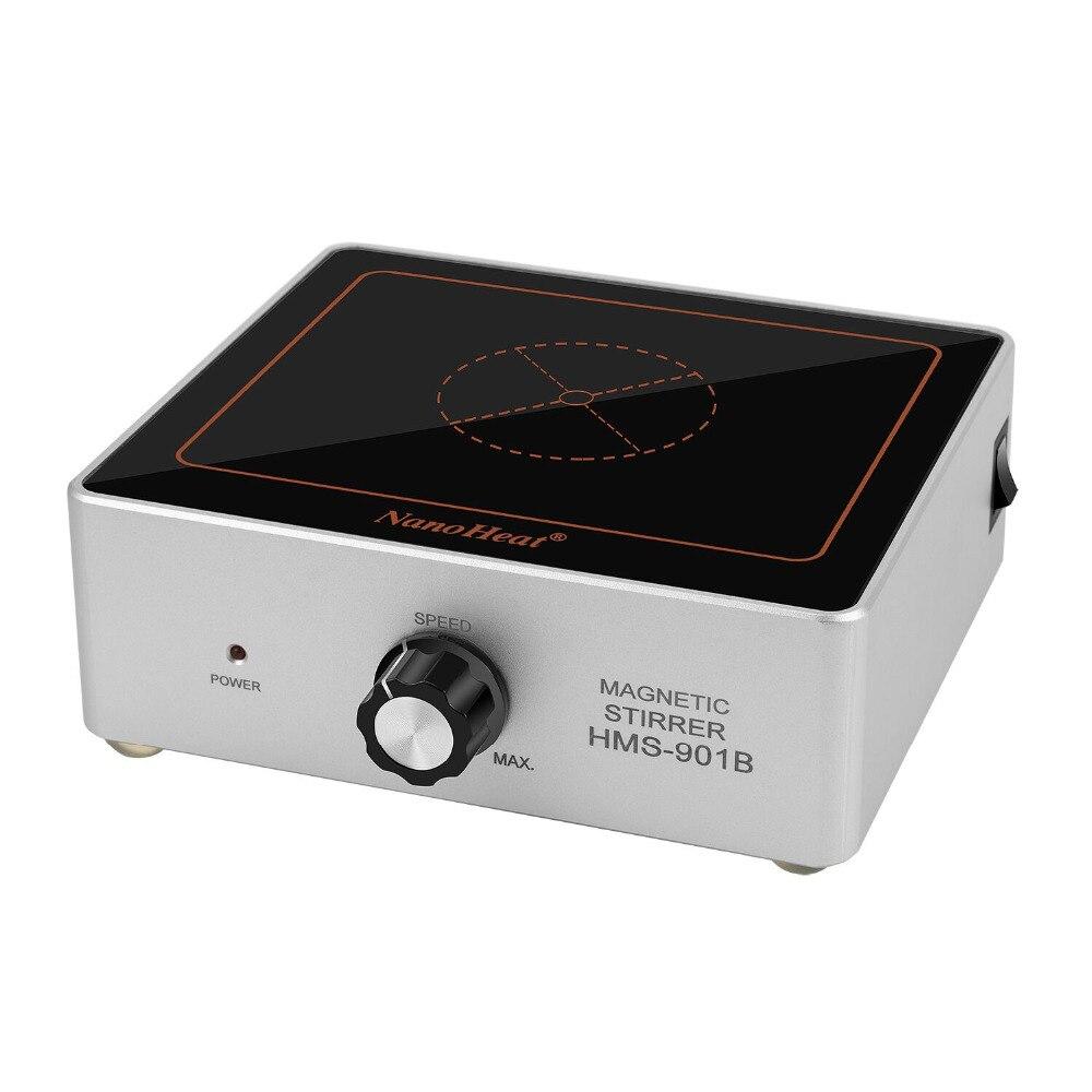 Equipo de laboratorio BDJK HMS-901B laboratorio de química agitador magnético suministros de laboratorio agitador mezclador magnético 5L
