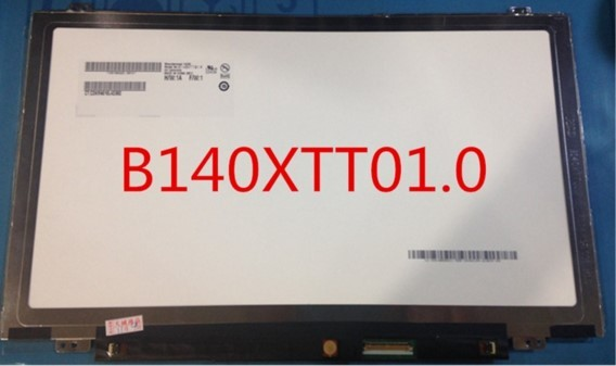 Free shipping Brand New LCD Screen For Lenovo S410P S400 S415Touch with Touch Screen For S400 S415Touch B140XTT01.0
