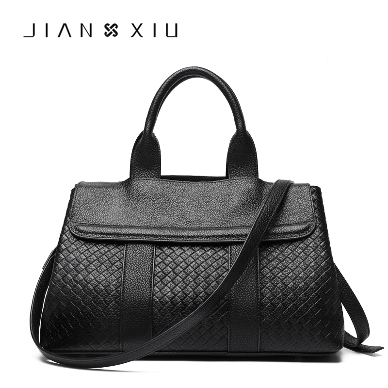 Luxury Handbags Women Bags Designer Genuine Leather Handbag Bolsa Feminina Sac a Main Bolsos Retro Weave Shoulder Crossbody Bag jianxiu luxury handbags women bags designer genuine leather handbag bolsa feminina sac a main bolsos 2017 vintage shoulder bag