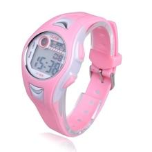 Children Boys Girls Swimming Sports Digital Waterproof Kids Wrist Watch wholesaleF3
