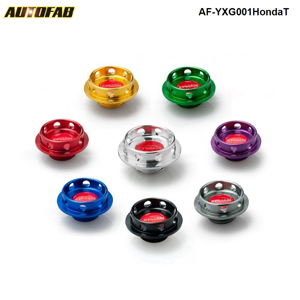 Power Oil Fuel Filter Racing Engine Tank Cap Cover For