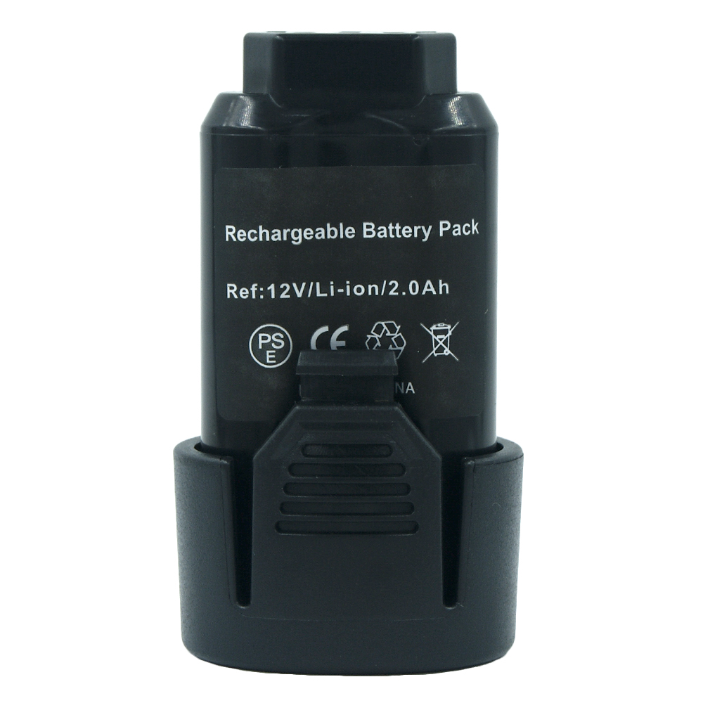 12V 2000mAh Li-ion Cordless Power Tool Rechargeable Battery for AEG Ridgid 2.0Ah L1215 BS12C BS12C2 AC82008 2packs 2000mah 12v li ion wa3503 rechargeable battery for worx wu127 wu151 wx6777 wx3827 wx125wx125 6 wx125 7 wx125 m wx126