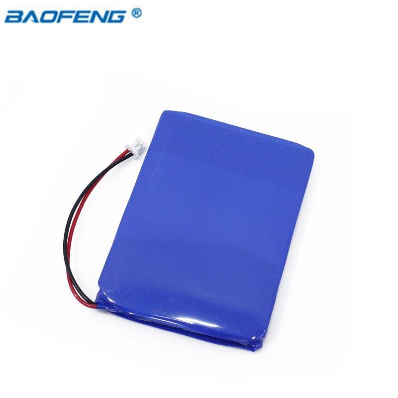 BAOFENG BF-T1 BF-T1 3.7 V 1500 mAh Li-Ion batteria per BAOFENG Walkie Talkie BFT1 Mini Radio Bidirezionale baofeng Accessori BF T1